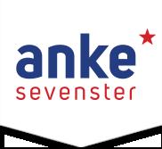 logotipo de AGENCIA ANKE SEVENSTER.
